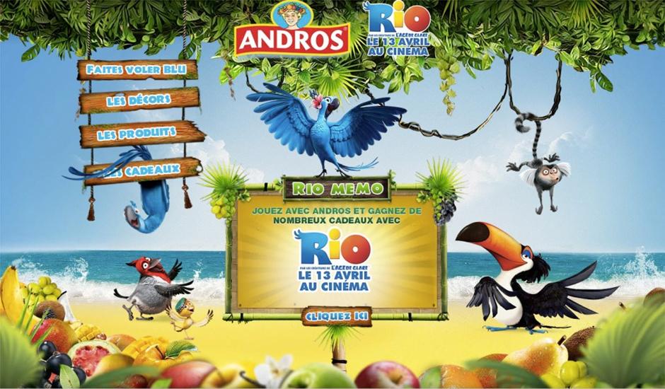 andros rio motion design director
