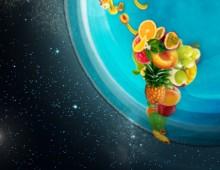 Opération Andros, destination fruits