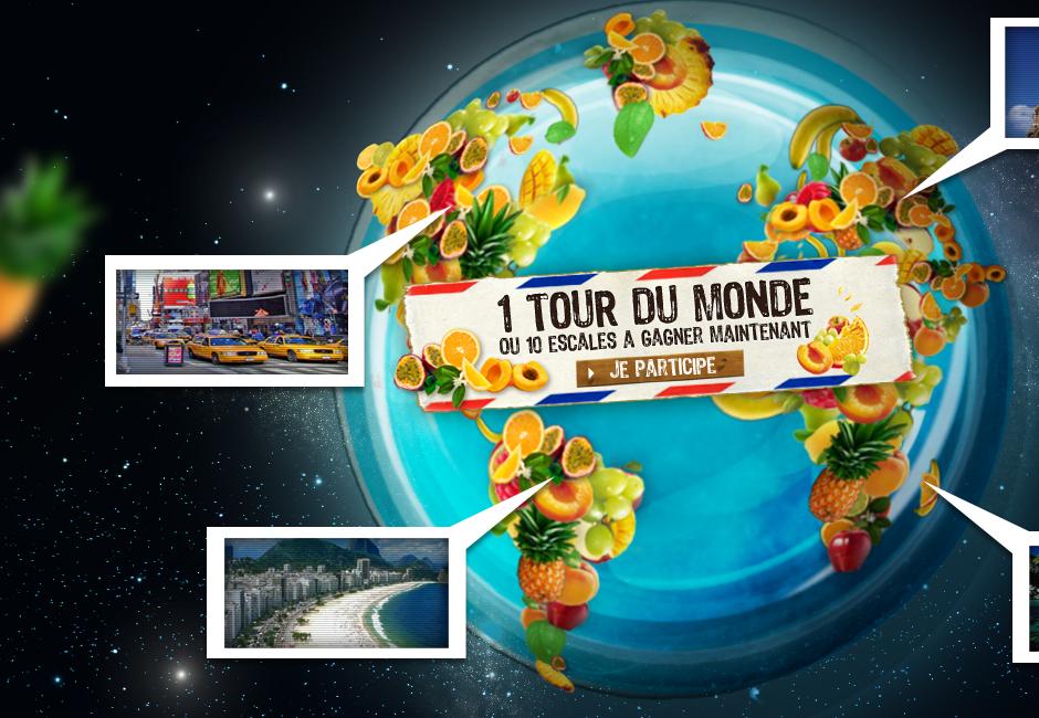 andros world art direction web design digital tour du monde