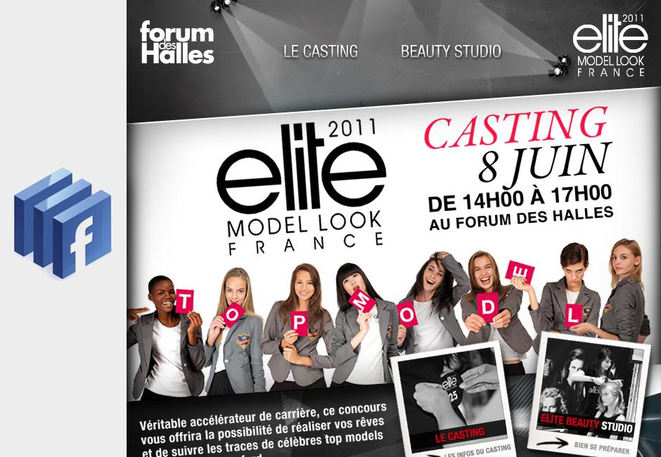 elite web design digital director facebook
