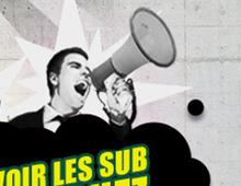 Création du meilleur sandwich Subway sur le web via Facebook